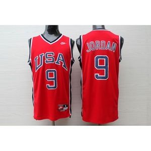 Team USA Michael Jordan Jersey (1)